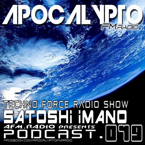 TECHNOFORCE PODCAST # 019 Satoshi IMANO (14.November.2013)