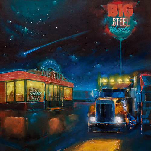 """A Thousand Bridges"" by C-Jeff (from Big Steel Wheels)"