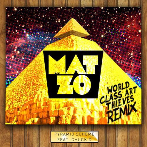 Mat Zo - Pyramid Scheme Ft. Chuck D. (WorldCAT Trap Bootleg)