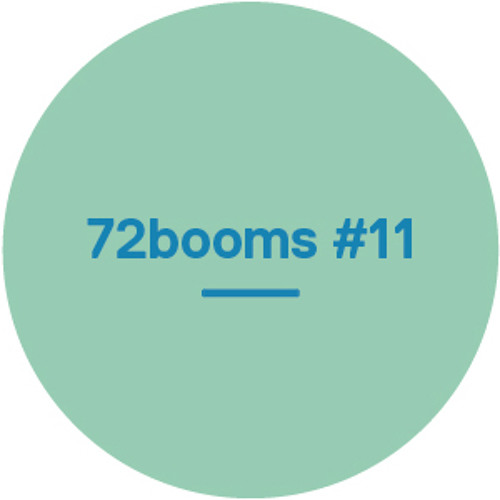72 Booms #11 - Music from Mount Kimbie, Baths, Busta Rhymes, Cashmere Cat, Phonat & many more!