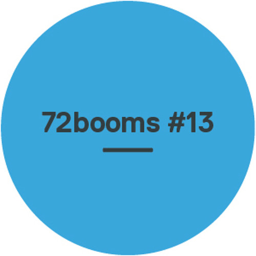 72 Booms #13 - Notting Hill Carnival Special Vol. 2 w/ Reggae, Dub, Dancehall & much more!