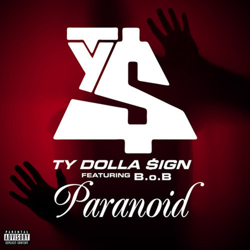 Ty Dolla $ign ft B.O.B - Paranoid Instrumental Remake [ReProd. By Dakidd Legacy]
