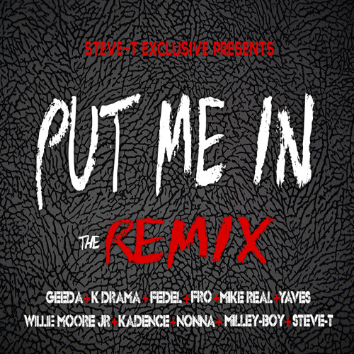 Forever - Put Me In Remix