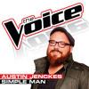 Austin Jenckes Top 10 on THE VOICE 2013