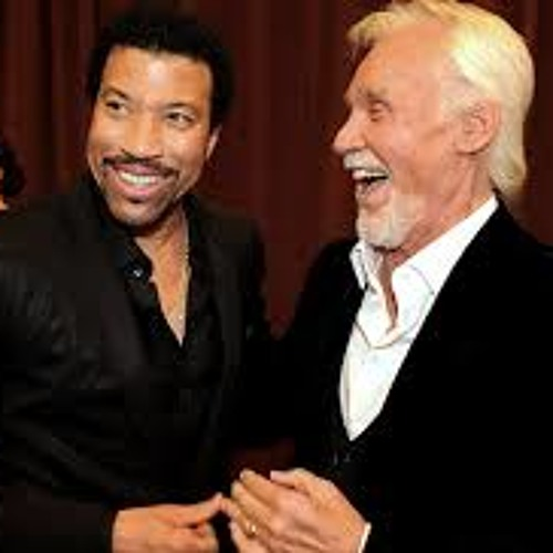Kenny Rogers & Lionel Richie - She Believes In Me - LIVE