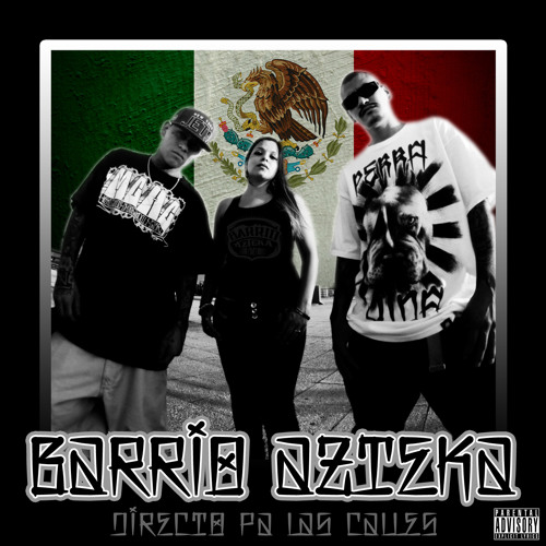 3- Barrio Azteka - Crecimos En El Ghetto