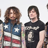 The Darkness at the Classic Rock Awards 2013