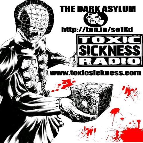 JAY GABBER T PRESENTS THE DARK ASYLUM EPISODE: X @ TOXIC SICKNESS RADIO | 14.11.13
