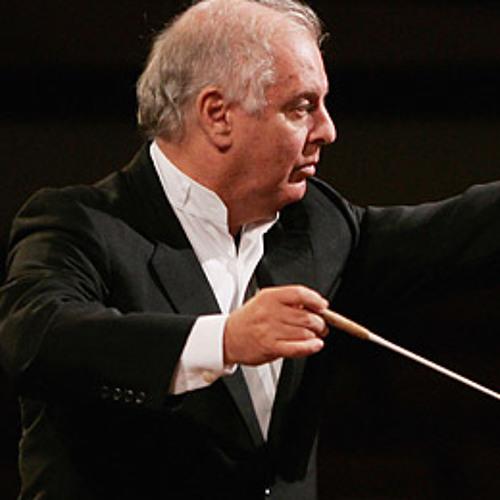 Daniel Barenboim: Symphony no. 9 in D minor op. 125 (Beethoven)