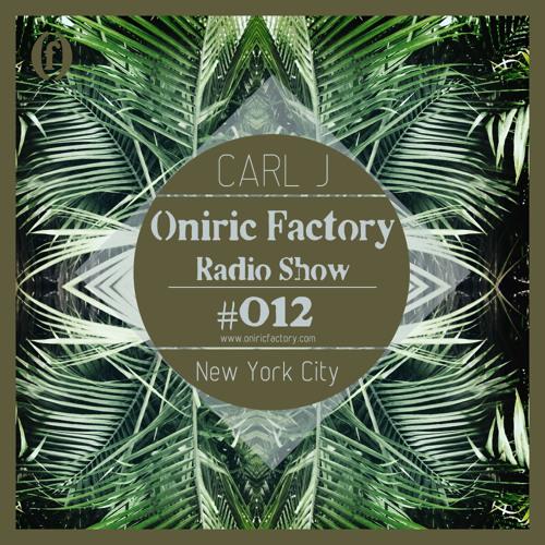 Oniric Factory Radio Show #012