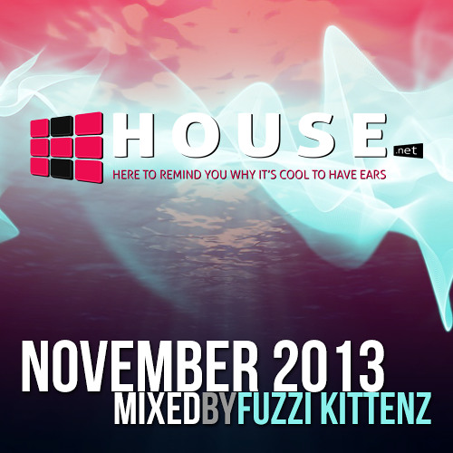House.NET November 2013 - Mixed by Fuzzi Kittenz
