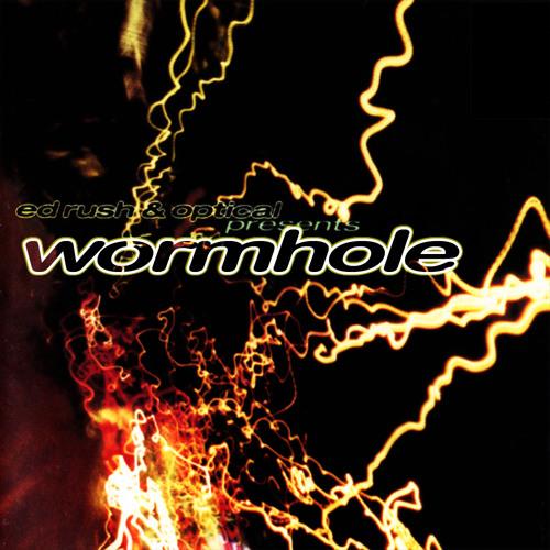 ED RUSH & OPTICAL - 'Glass Eye' - Wormhole LP - Virus
