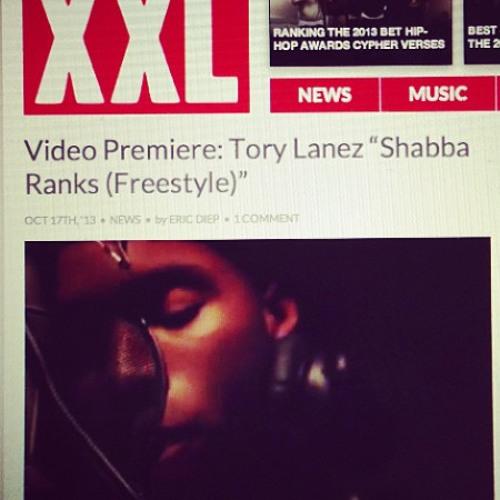 Shabba Ranks (TORY LANEZ #SWAVESESSION)