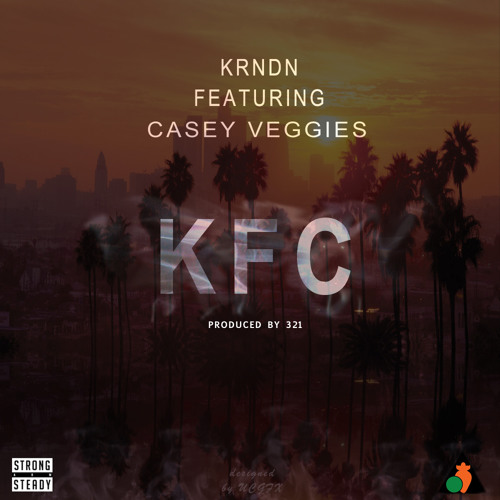KRONDON - K F C feat. Casey Veggies (prod. 321)