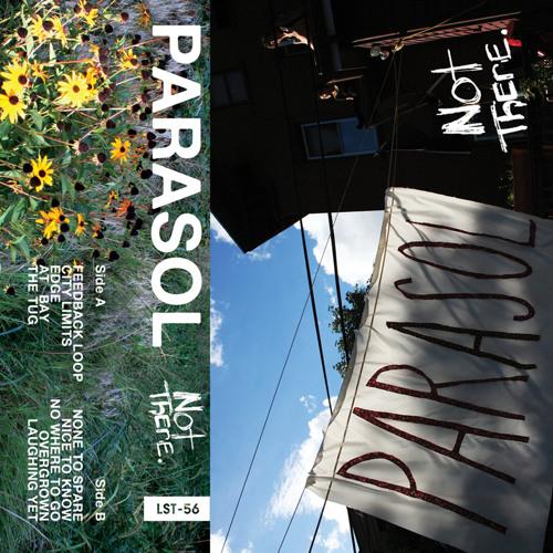 """Parasol """"No Where To Go"""""""