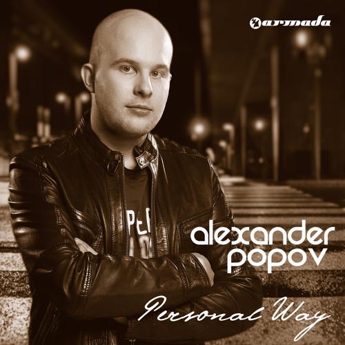 Alexander Popov - Personal Way [Album Minimix]