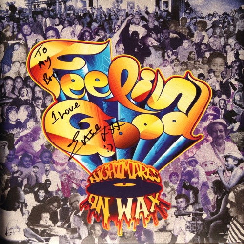 Nightmares On Wax - Be, I Do (The Planty Herbs Remix)