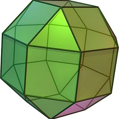 mR_BLACk - Rhombicuboctahedron (Minimal 170)