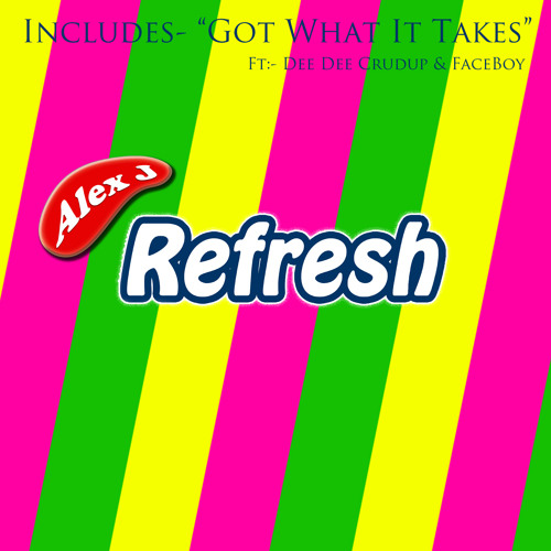 , Refresh Co Produced with FaceBoy