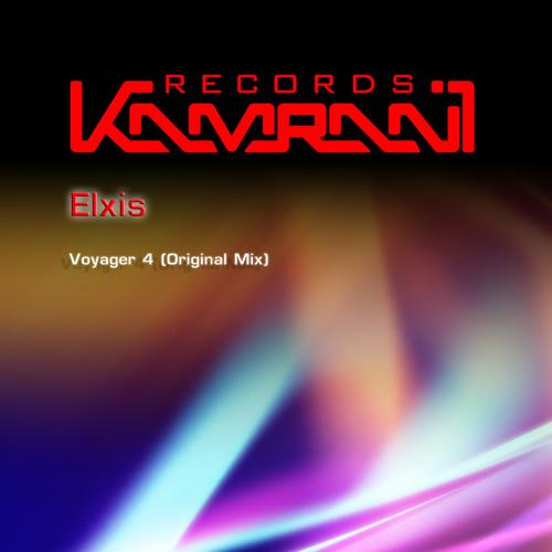 Elxis - Voyager 4 (Original Mix) [Kamrani Records 2013]