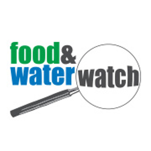 Food & Water Watch Annual Report 2012