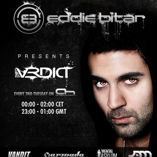 Eddie Bitar - The Verdict 026 live from The Gallery with Dave Correa Guest Mix