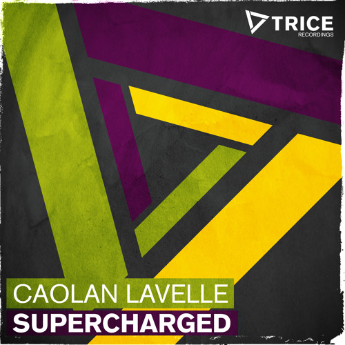 Caolan Lavelle - Supercharged (Hardwell On Air 137) [OUT NOW!]