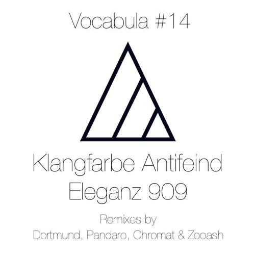 Klangfarbe Antifeind - Eleganz 909 EP [Teaser]