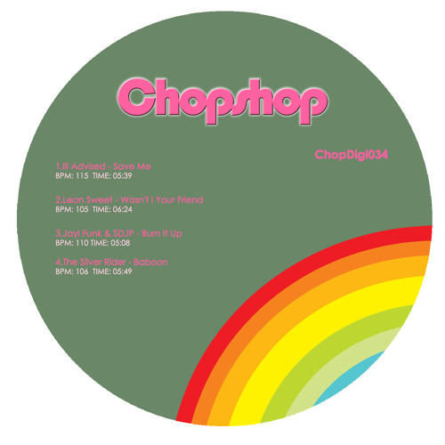 Wasn't I Your Friend - Out Now on Chopshop