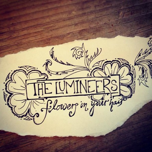 Flowers In Your Hair - The Lumineers (Cover)