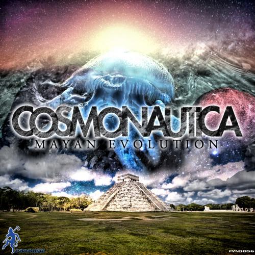"Cosmonautica - Triple Tailwhip @ ""Mayan Evolution"" EP Beatport-Pan Music Recs"