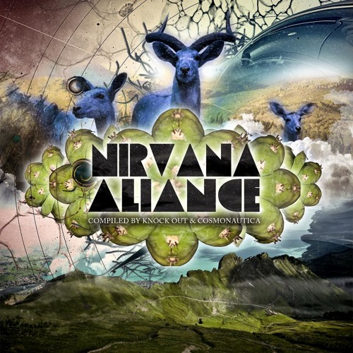 Cosmonautica - Sarasvati @ V.A. Nirvana Alliance