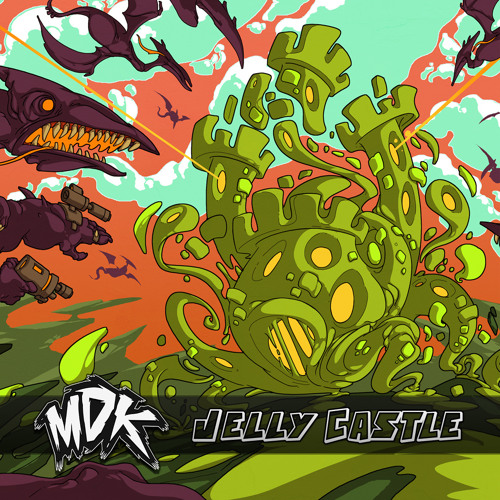 MDK - Sur La Wobble [Free Download]