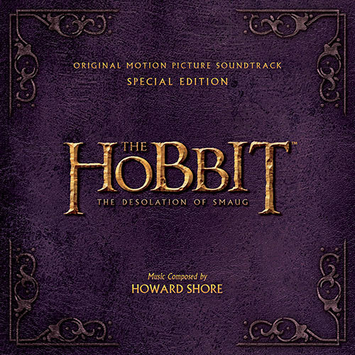 The Hobbit: The Desolation of Smaug - Official Album Preview