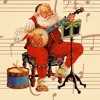 Sleigh Ride on clawhammer banjo...