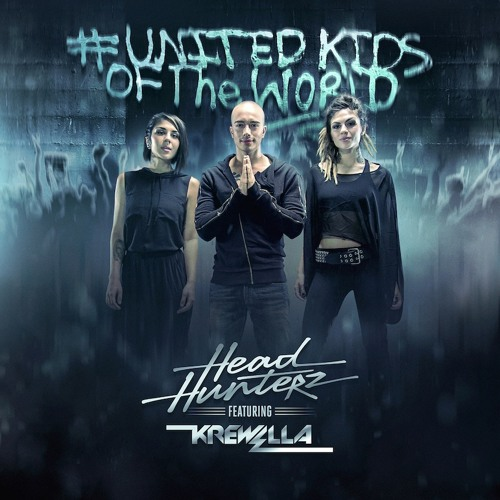 Headhunterz feat. Krewella - United Kids Of The World [Pete Tong Rip]