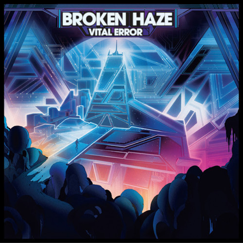 Armored unicorns (DE DE MOUSE wave swinger mix) / BROKEN HAZE