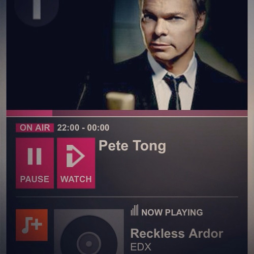EDX - Reckless Ardor (Pete Tong EXCLUSIVE) Essential Selection - 11-2013 #Radio1 #BBC