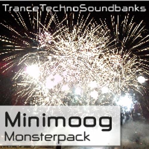 TTS MINIMOOG V Original and MINI V Monsterpack-EDM Soundbank