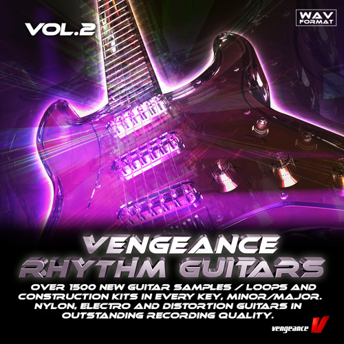 vengeance rhythm guitars vol 2