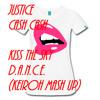 Cash Cash vs Justice - Kiss The Sky D.A.N.C.E.(keiroh mash up).wav Free DL