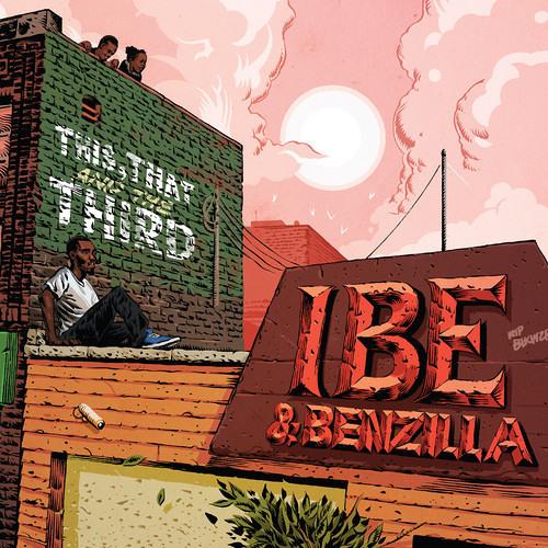 I.B.E. & Benzilla - This Is Me Feat. Slug & K.Raydio