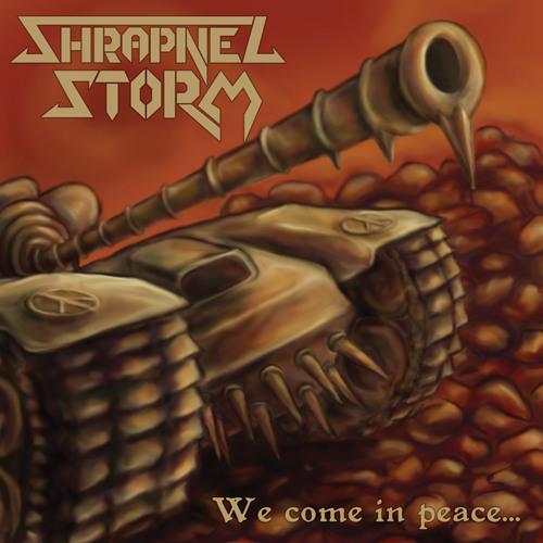 Shrapnel Storm - We Come in Peace... - 02 - Deathroller
