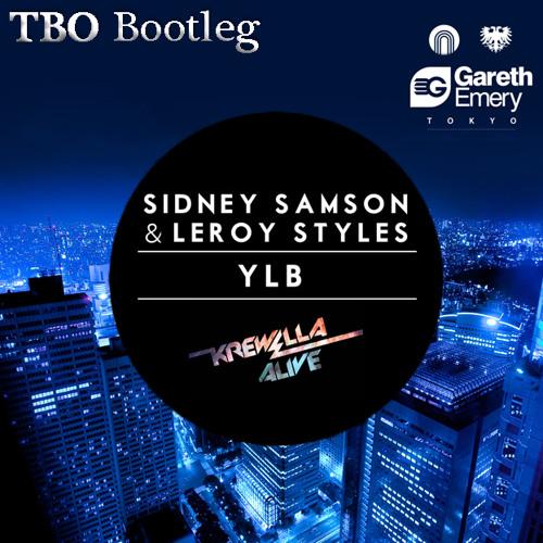 Krewella, Gareth Emery vs Sidney Samson & Leroy Styles - YLB Alive in Tokyo (TBO Bootleg)