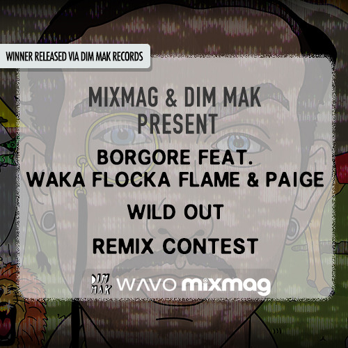 Borgore ft. Waka Flocka Flame & Paige - Wild Out (Killing With Fire Remix)