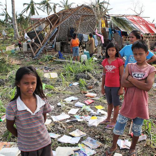 Philippines Devastated