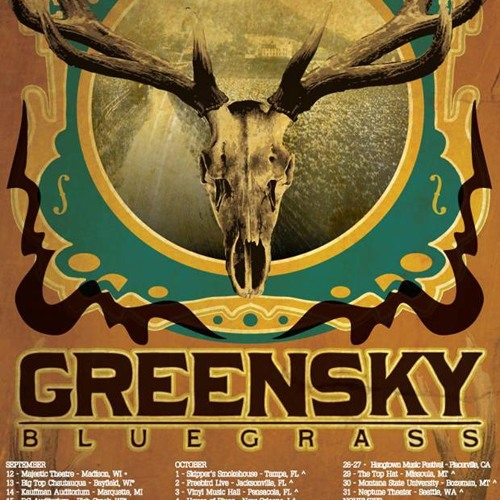 "Greensky Bluegrass ""Rift"" 11.15.13 Gothic Theatre ~ Englewood, CO"