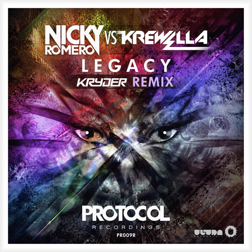 Nicky Romero & Krewella – Legacy (Kryder Remix) BBC Radio 1 World Exclusive
