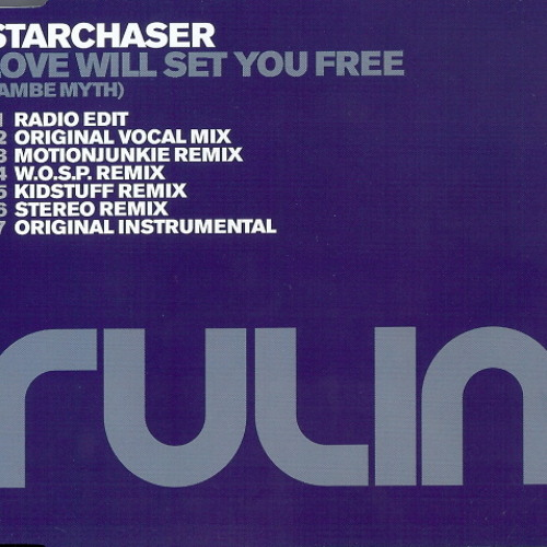 Love Junkie Wallpaper Remix : Starchaser - Love Will Set You Free (Jambe Myth) (Motion ...
