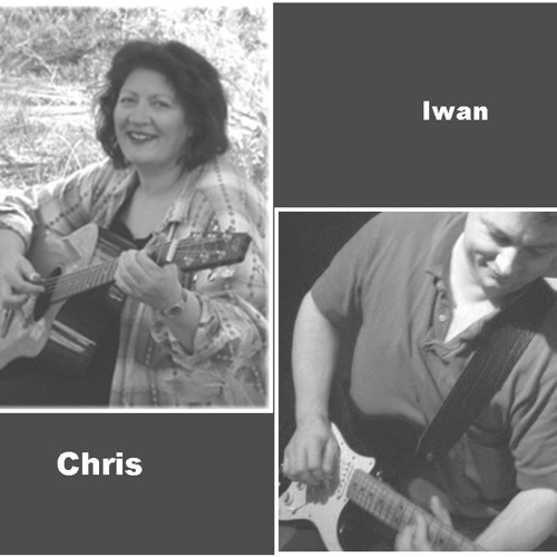 Don't want to know ~ Chris & Iwan ~ Spontaneous rough recording(John Martyn Cover)